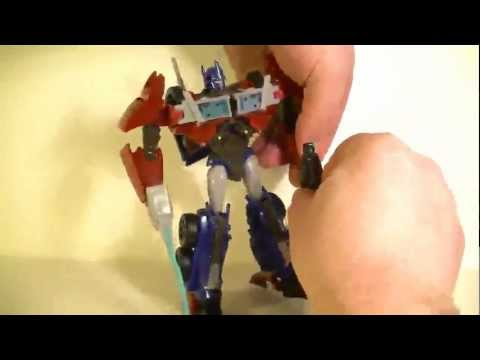 Transformers Prime First Edition Optimus Prime