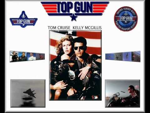 Top Gun is listed (or ranked) 18 on the list The Greatest Movie Themes