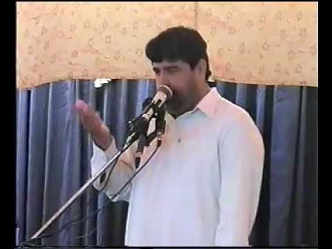 Zakir Amir Abbas Rabbani video