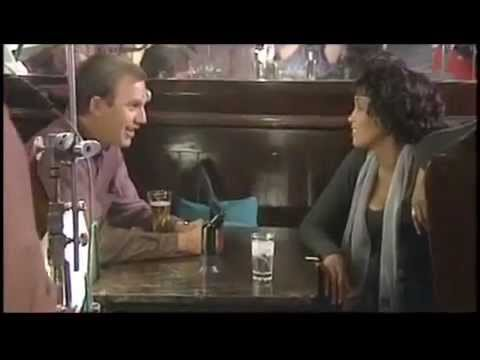 Memories Of the Bodyguard  - Kevin Costner & Whitney Houston ....part 1 video