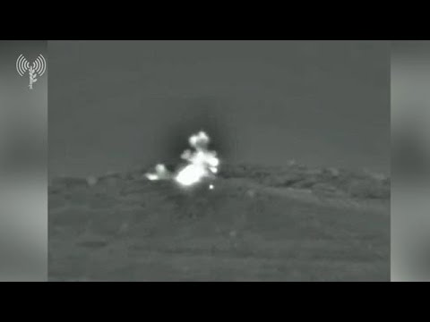 תיעוד תקיפות חיל האוויר בסוריה