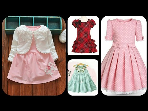 Frock baby frock tunic top style frock design one idea different design