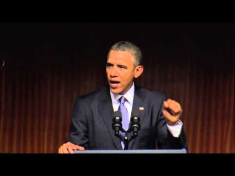 Obama: Civil Rights Act Opened New Doors