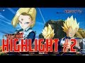 Dragon Ball FighterZ Beta HIGHLIGHTS #2 [$50 Donation?! Android 18, Vegeta, Goku Team] MP3
