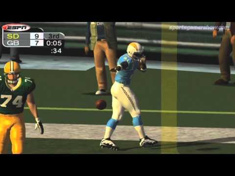 SportsGamerShow - Madden NFL 12 vs NFL 2K5