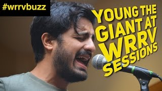 Young the Giant at WRRV Sessions