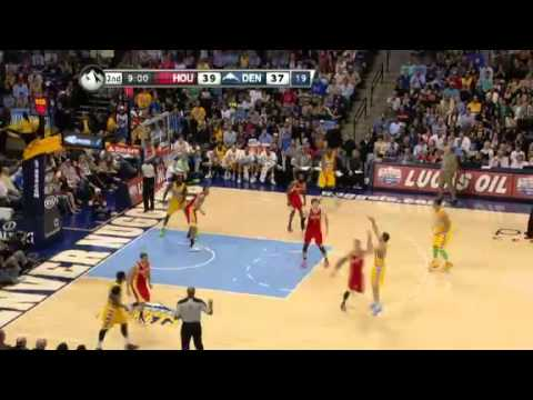 Rockets Vs Nuggets Highlights 6 April 2013 - NBA Recap www.nbacircle.com NBA CIRCLE Today
