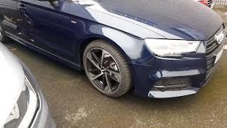 191D29786 - 2019 Audi A3 1.0 TFSI 116 S LINE PRICE NEW 38,221 SAVE 4,471 33...