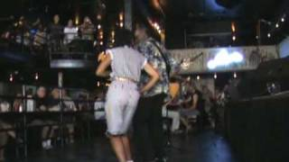 Carl Drew and Miss Joyce Henderson live at the BB Kings Bluesclub Memphis TN aug 14, 2007