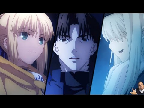 Fate/Stay Night Unlimited Blade Works Episode 2 フェイト/ステイナイトアンリミテッドブレイドワークス Anime Review Saber Vs Rin