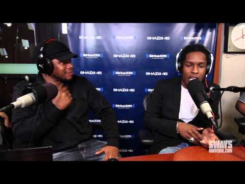A$AP Rocky - Sway In The Morning Freestyle