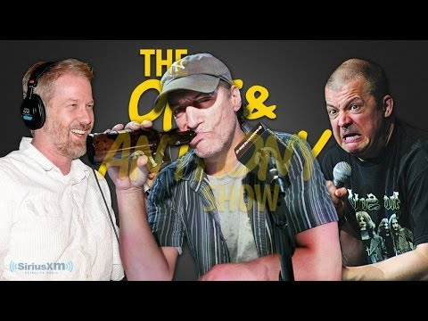 Opie & Anthony: Pearl Jam Concert, Banksy's Artwork (10/21/13)