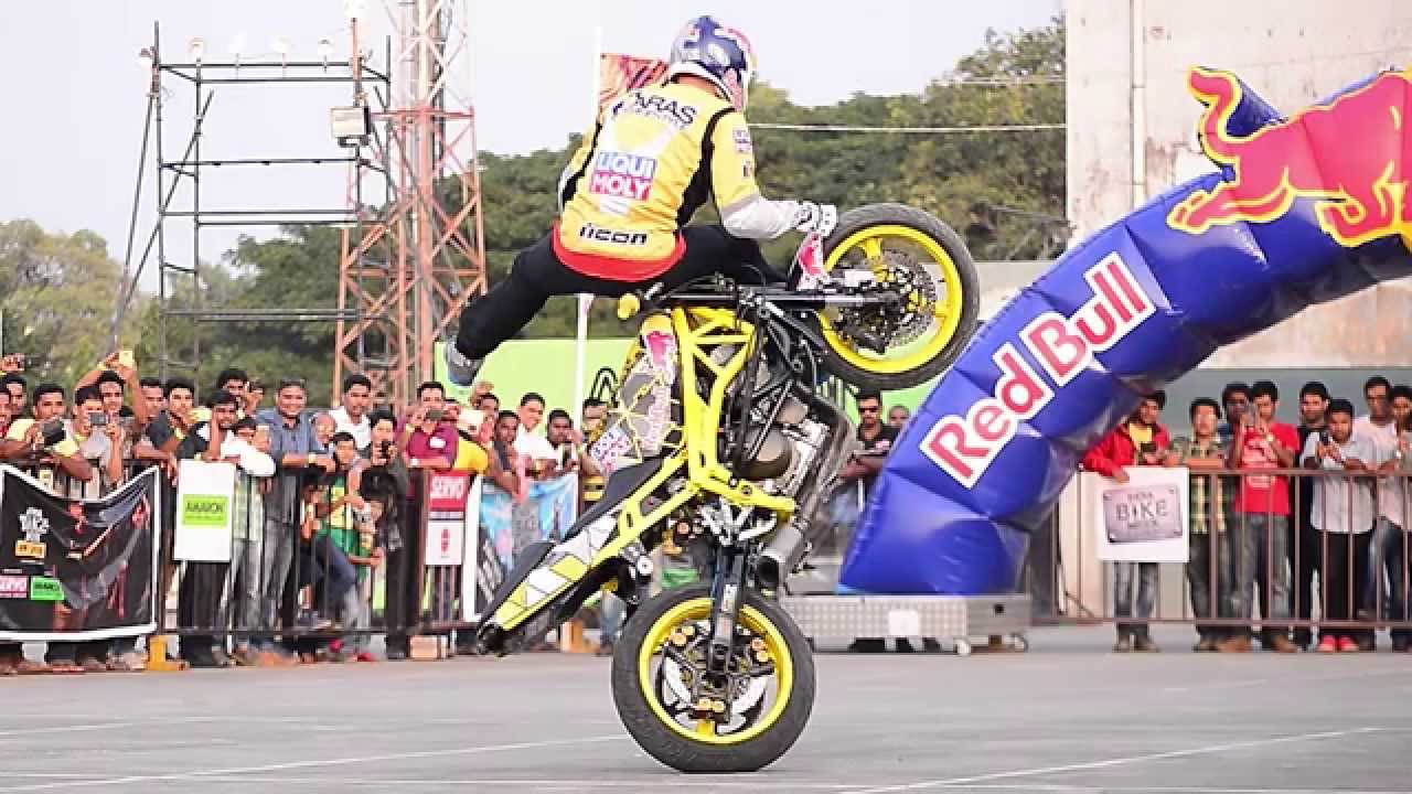 Bikes 2015 India Stunts Stunt Rider India Bike