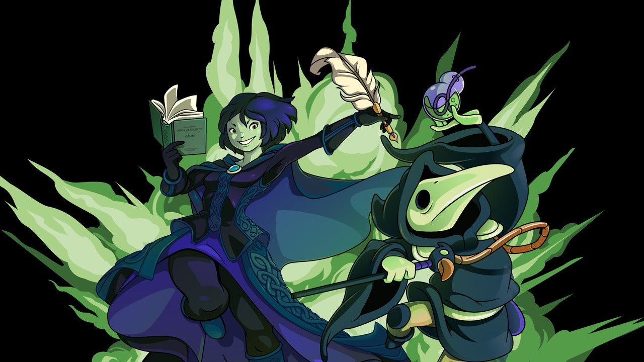 3 Minutes of Shovel Knight: Plague of Darkness DLC -- PAX Prime 2015