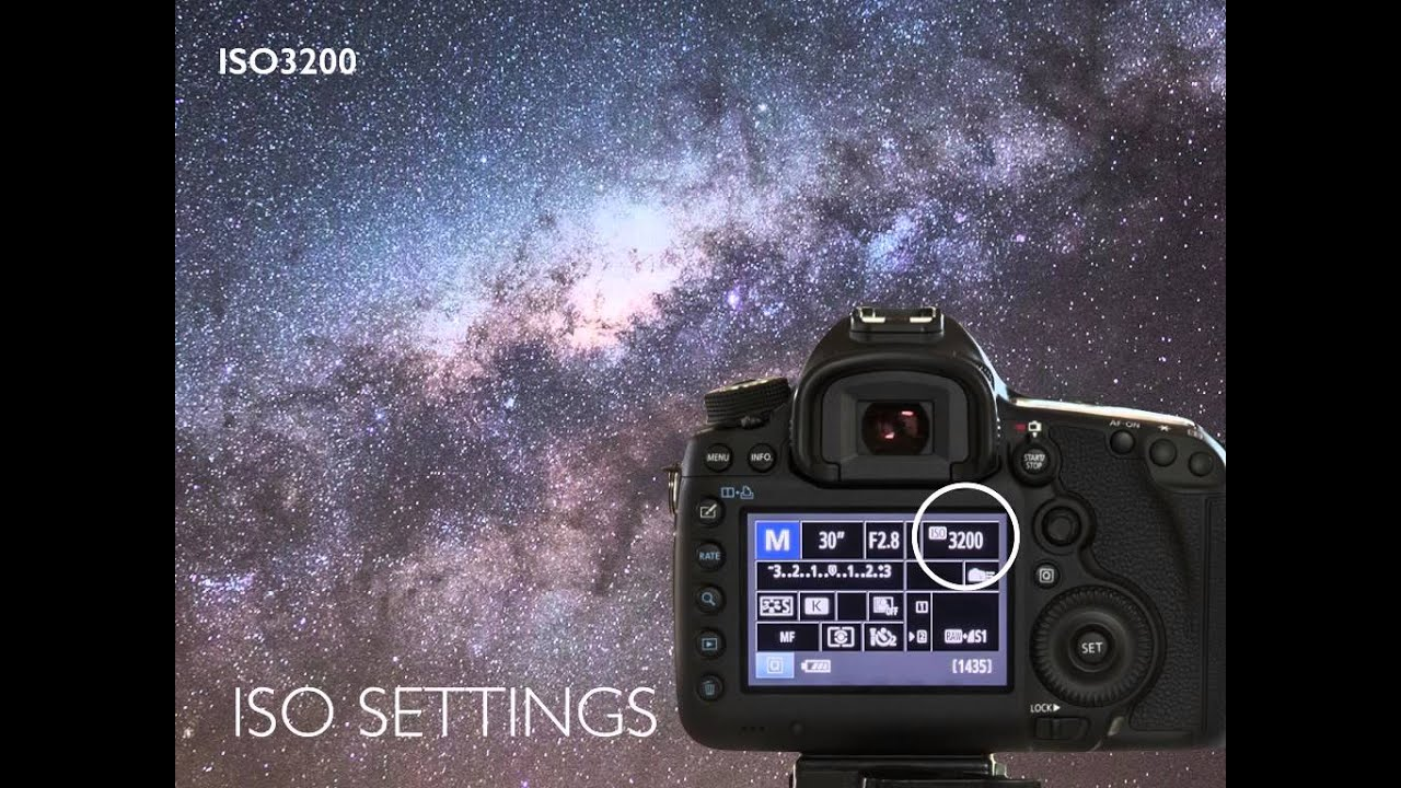 Beginner DSLR Night Sky Astrophotography