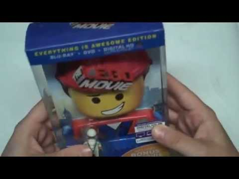 The Lego Movie Everything Is Awesome Blu-ray Review video