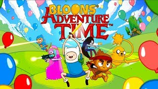 Bloons Adventure Time TD - Android/iOS Gameplay ᴴᴰ