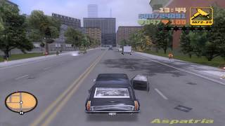 Let's Play Grand Theft Auto 3 100% - Part 40 - Bling Bling Scramble   Uzi Rider