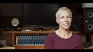 A message to you from Annie Lennox