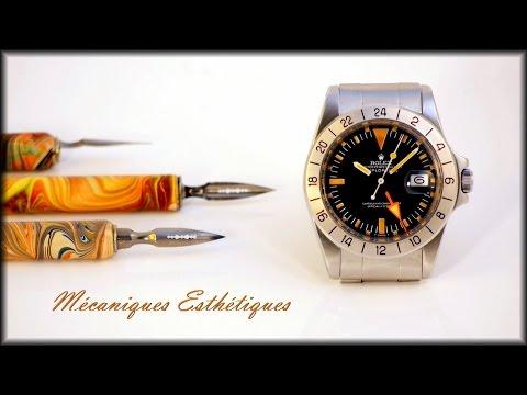 Rolex Explorer II 1655 (1972) Fantastic MarkII, Box & Papers !