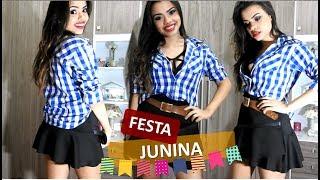 SE ARRUME COMIGO: FESTA JUNINA!