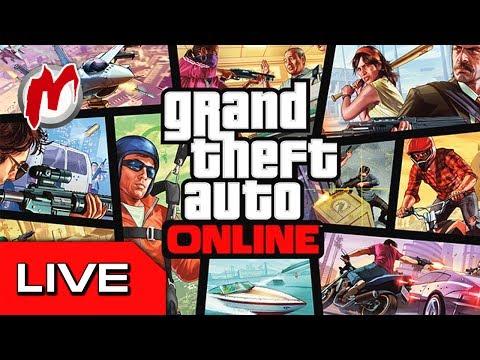 ● GTA Online - запись прямого эфира