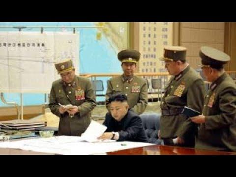 North Korea tests new ICBM