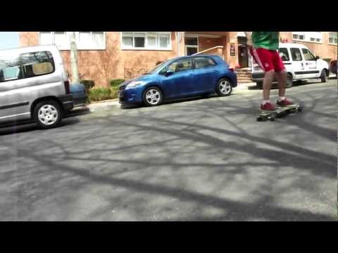 Longboarding: Wasabi Titas
