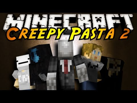 Minecraft Mod Showcase : CREEPY PASTA REVISITED!