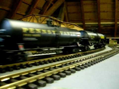 LGB Estrich 2006 G-Scale in the Attic (Aristocraft. USA Trains. Bachmann. LGB)