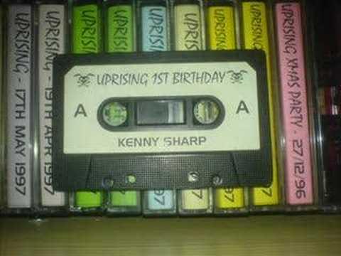 Kenny Sharp - M-Zone - Uprising