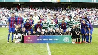 [HIGHLIGHTS] ICC (friendly) pre-season 2016/17: FC Barcelona – Celtic (3-1)
