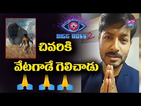 Bigg Boss Season 2 Telugu Winner Kaushal | #BiggBoss2Winner | Kaushal Army | YOYO Cine Talkies