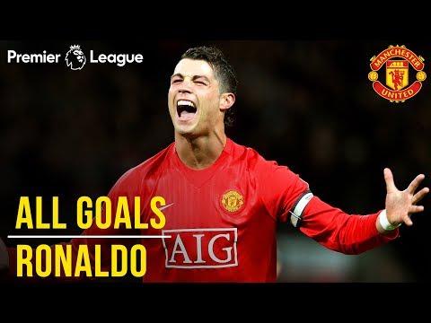 Cristiano Ronaldo | All Premier League Goals | WINNER Best Manchester United Player | 1000 PL thumbnail