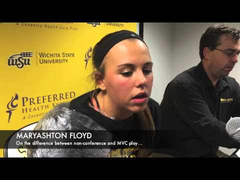 Volleyball Postgame | Sept. 20 vs. Indiana State