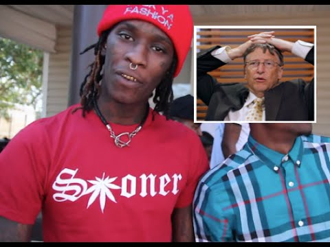 Bill Gates offers Young Thug $9.000,000 to stop rapping?