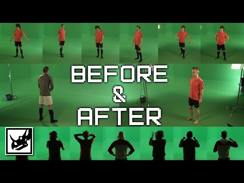 The Shootout: Before & After (MOGA Video Contest)