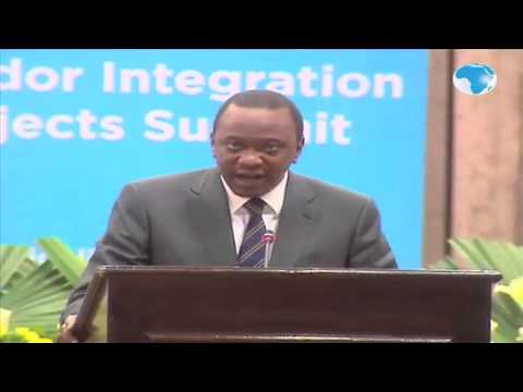 President Uhuru Kenyatta's speech at Rwanda summit