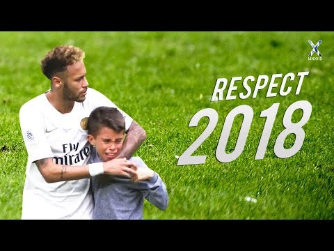 Football Respect & Most Beautiful Moments 2018 #2 ● HD