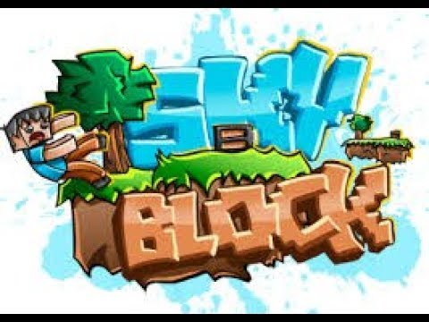 SkyBlock #1 | Początki | Marushin_PL i Patryk69
