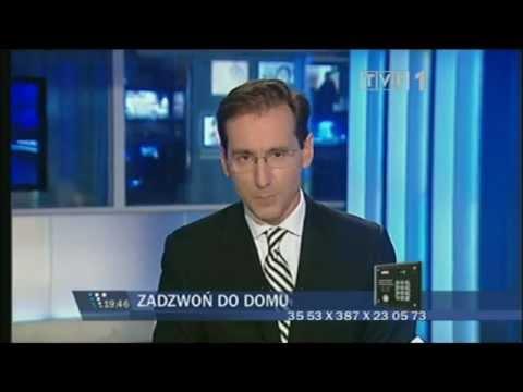 TVP1 Wiadomości - MaroMaro(MarkoMarko), Acrum, DreadRock, Domofon