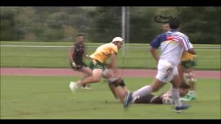 NZ Touch Blacks 2016   Open mens Trylights