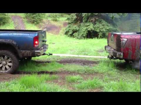 Dodge Vs. Chevy Tug of War