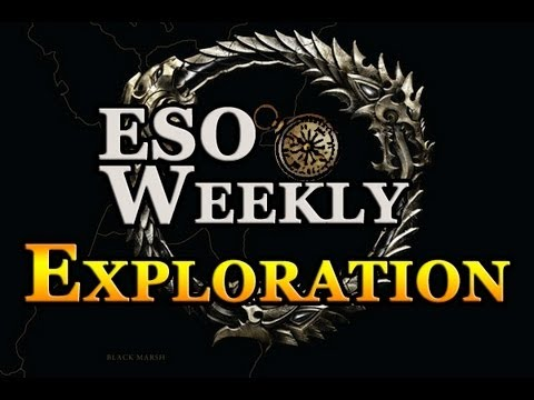 Elder Scrolls Online Weekly - Gathering & Exploration Gameplay