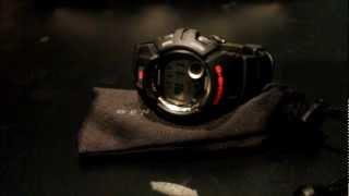 Limited Benchmade Mini Griptilian & new G-Shock g2900!