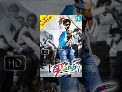Teenmaar Full Movie - Pawan Kalyan, Trisha