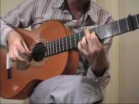 Flamenco Guitar-Taranta