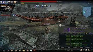 Vindictus - Siglint Fiona No Shield Solo v1 (Hammer)