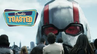MARVEL'S ANT MAN AND THE WASP OFFICIAL MOVIE TRAILER REACTION
