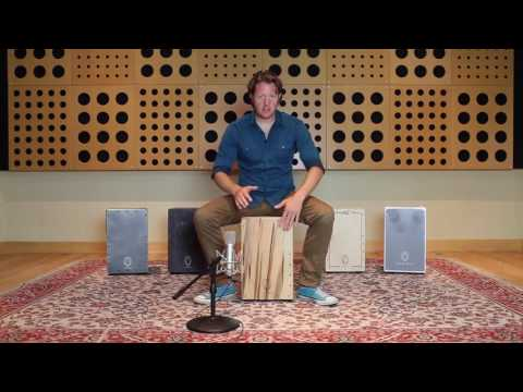 Cajon Lesson: Bass & Slap Exercises - PlayCajon Beginner Course